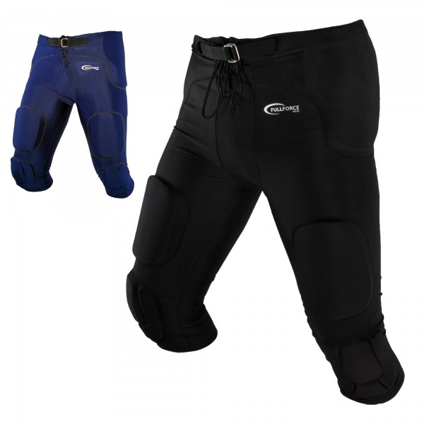 """American Football Gamehose Stretch 7 Pads integriert """"All in One"""""""