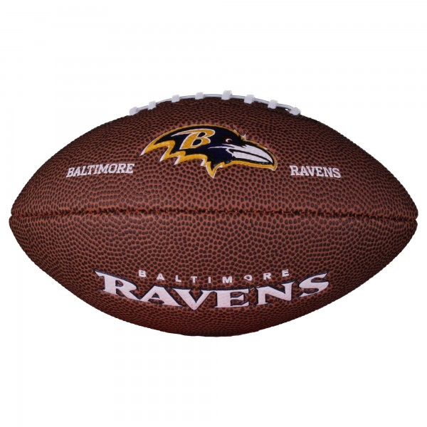 Baltimore Ravens Wilson NFL Mini Logo Football