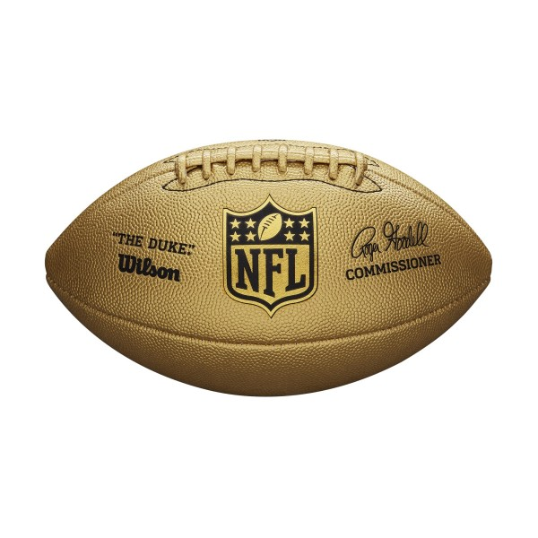 American Football Freizeit- und Fanball GOLD The Duke, Senior
