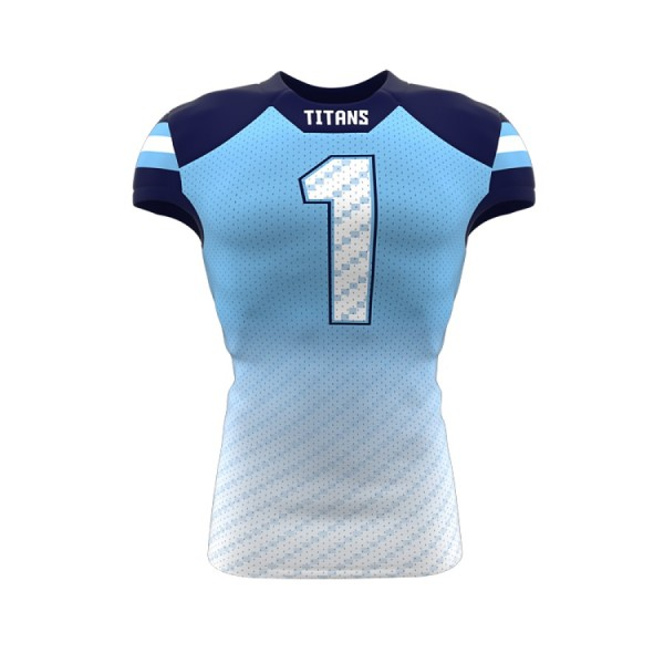 Prostyle American Football Star Style Jersey