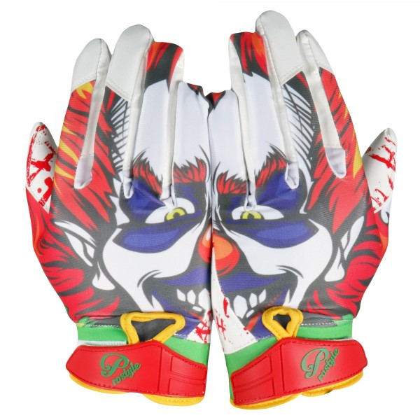 Prostyle Clown American Football Receiver Handschuhe