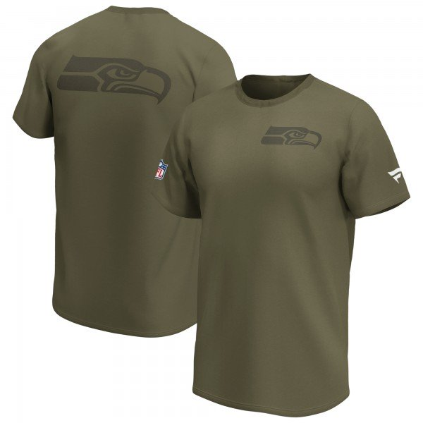 Fanatics NFL Seattle Seahawks Logo T-Shirt