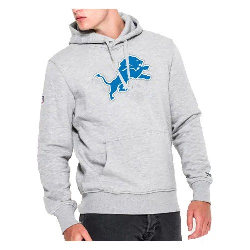 New Era NFL Team Logo Hoodie Detroit Lions