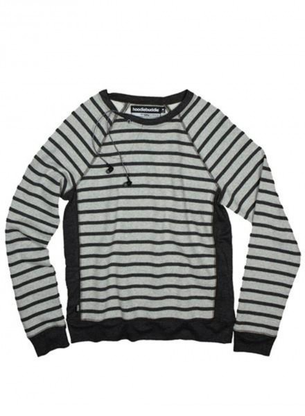 Pullover Flankers - grau/anthrazit