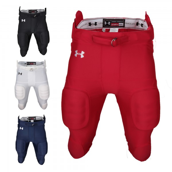 """Footballhose 7 Pad """"All in one"""" Integrated Pant"""
