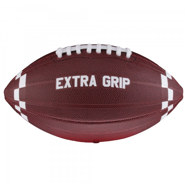 Full Force American Football Youth Trainings- und Freizeitball EXTRA GRIP