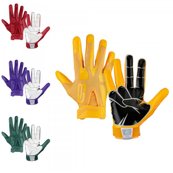 Grip Boost Peace American Football Receiver Handschuhe