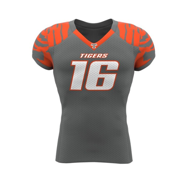 Prostyle American Football Warrior Traditional Sleeve Jersey