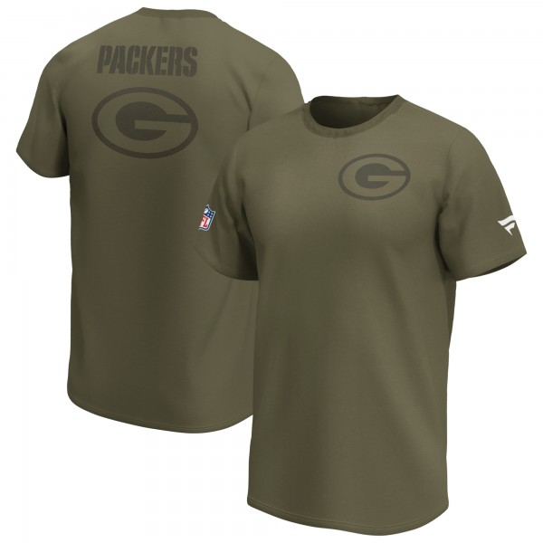 Fanatics NFL Green Bay Packers Logo T-Shirt